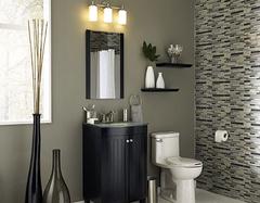 卫生间很小怎么装修比较好 这样更舒适
