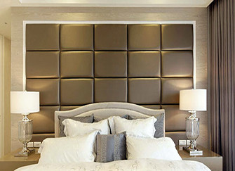 软包背景墙施工流程简析 让家居更舒适