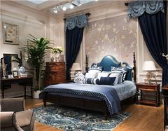 装修美式卧室的技巧有什么 打造美式卧室五元素