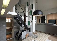 LOFT楼梯材质一般有哪些 好材料造就好楼梯