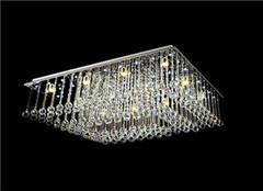 LED水晶灯选购常见的注意事项 怎么选择好呢