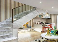 常见的复式楼梯造型有哪些 雅观的楼梯也是加分项