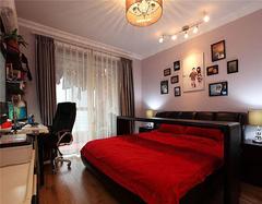 卧室照片墙布置要点有哪些 墙上的美好时光