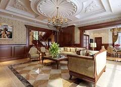 美式风格的家居装修特点详解 领略异国风韵