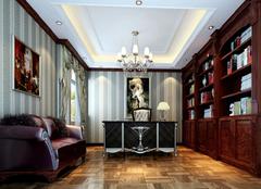 欧式风格书房好在哪 一分钟读懂欧式风情