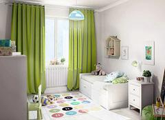 儿童房窗帘样式怎么选 有多少人选择对了?