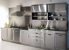 不锈钢橱柜的优缺点有哪些 了解很重要