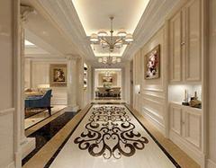 常见的别墅玄关类型有哪些 让适宜的玄关美化家装
