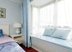 飘窗窗帘的安装方法与注意事项有哪些 简单易懂