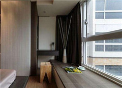 飘窗装修时怎么选建材 是用大理石还是瓷砖好