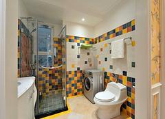 小户型卫生间装修技巧 巧用镜子来收纳