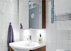 不同面积卫生间瓷砖颜色搭配小锦囊