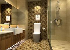 卫生间装修几个重要方面 给你美观实用的空间设计