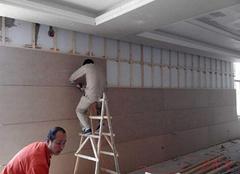 墙面基层施工步骤 一步很重要