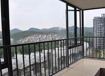 阳台护栏安装方式解析 每一项都很重要