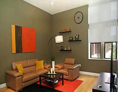 客厅装修影响家装走向 小户型客厅装修都有哪些布置重点