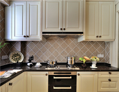 厨房选色风水禁忌 厨房最好不要选这个颜色