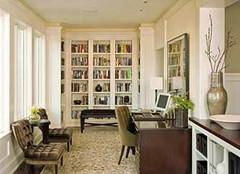 书房可以装修成什么风格 我喜欢第二款