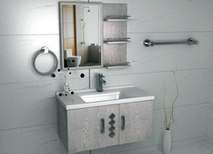 浴室柜类别简析 让居室更合心意