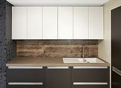 厨房橱柜最新报价参考 厨房装修造价参考