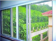纱窗选购方法简析 让家居防蚊更高效