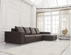 布艺沙发色彩亮丽 教你掌握布艺沙发套的购买窍门