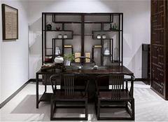 中式现代家具如何配合不同家居格调 拒绝不和谐