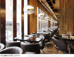 不同餐厅装修风格设计 给不一样的浪漫