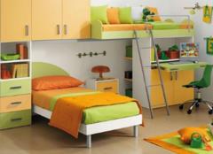 儿童家具与成人家具有什么区别 主要是这三点