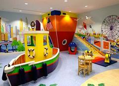  儿童玩具房设计要点有哪些 给孩子科学合理的空间