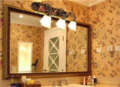 镜前灯怎么安装好 高度多少会比较合适