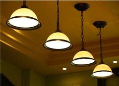 装修选择灯具有哪些原则 要注意哪些方面呢