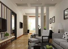 装修小户型客厅的小技巧 显大还简单