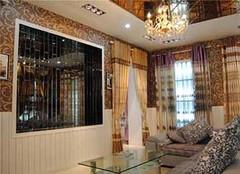 窗帘店装修风格怎么选择 这几种都很美