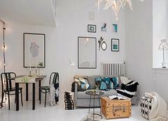 小户型居室装修注意要点 让你一见倾心