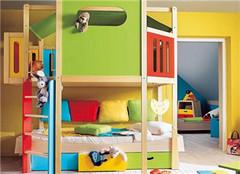 儿童床应该怎么选择好 为孩子创造更合适的环境