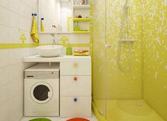 小户型卫生间浴室柜挑选 帮你解决空间难题