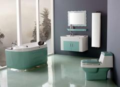 卫生间瓷砖常用的几种清洗方式 拒绝污垢