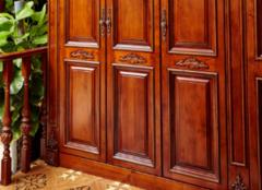 衣柜有哪些材质 与家居搭配协调才是王道
