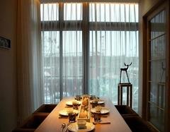 窗帘点缀私密空间 怎么才能购买到优质窗帘