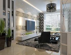 客厅背景墙设计要注意的四个问题