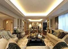 大户型房子有哪些装修要点 第二点很多人都喜欢犯