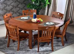 实木餐桌铺装的注意事项有哪些 细节决定品位