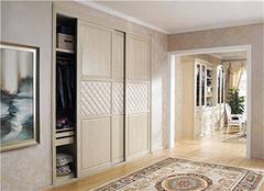 如何判断定制衣柜质量好坏 质量是最好的保证