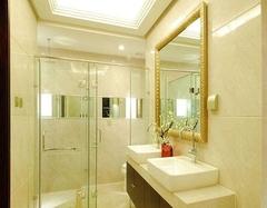卫浴间镜子摆放风水介绍 卫浴间镜子照出灿烂人生