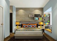扩大小户型卧室方案 轻轻松松省出几平米