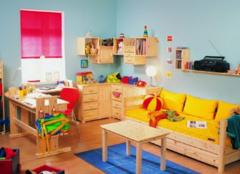 儿童家具选什么样的比较好 环保最重要