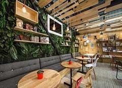 咖啡馆装修适合哪种风格 这么装才有小情调