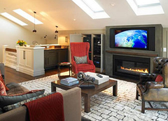 阁楼装修要点解析 拓展舒适休闲空间