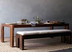 不同材质的餐桌保养方法有哪些 有针对性才有好效果